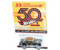Hot Wheels 32nd Annual Convention '55 Chevy Bel Air Gasser