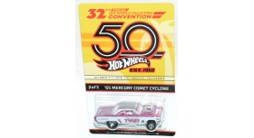 Hot Wheels 32nd Annual Convention '65 Mercury Comet Cyclone