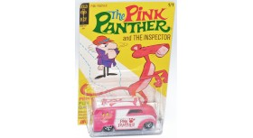 Hot Wheels Custom The Pink Panther and The Inspector Dairy Delivery