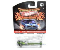 Hot Wheels Drag Strip Demons Beebe & Mulligan Front Engine Fuel Dragster