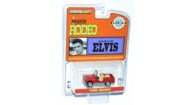 Greenlight Houston Rodeo Elvis Ford Bronco
