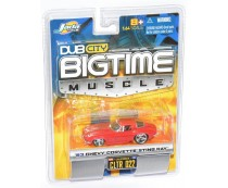 Jada Toys Bigtime Muscle '63 Chevy Corvette Sting Ray