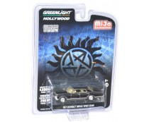 Greenlight Chrome Supernatural 1967 Chevrolet Impala Sport Sedan