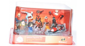 Disney Incredibles 2 Deluxe Figurine Set