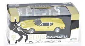 Greenlight Elvis 1971 DeTomaso Pantera 1/43