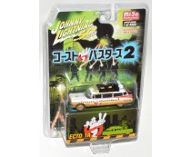 Johnny Lightning Dirty Ghostbusters Ecto 1A