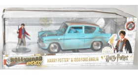 Jada Hollywood Rides Harry Potter 1959 Ford Anglia