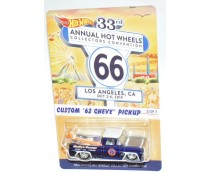 Hot Wheels 33rd Annual Convention Custom '62 Chevy Pickup