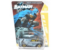 Hot Wheels Custom Batman Dairy Delivery