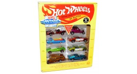 Hot Wheels Vintage Collection Set