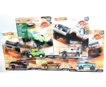 Hot Wheels Premium Car Culture Desert Rally Set
