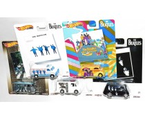 Hot Wheels 2019 Pop Culture The Beatles Set