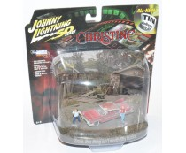 Johnny Lightning 50 Years Christine Tin Collector Display Diorama