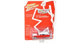 Johnny Lightning 1959 Cadillac Ambulance