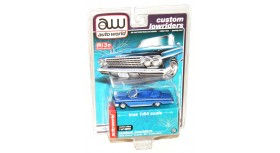 AW Auto World Custom Lowriders 1962 Chevy Impala SS Convertible