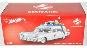 Hot Wheels Ghostbusters Ecto-1 1/18