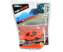 Maisto Design Exotics Red Enzo Ferrari Diecast Convention