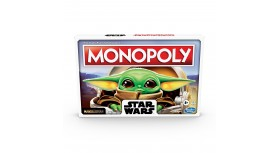 Hasbro Monopoly Star Wars Mandalorian The Child Board Game