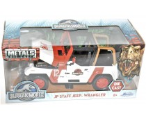Jada Toys Jurassic World JP Staff Jeep Wrangler