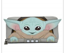 The Child Loungefly Wallet Star Wars The Mandalorian
