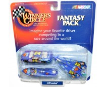 WC NASCAR Fantasy Pack Jeff Gordon Superman
