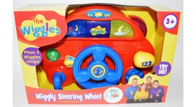 The Wiggles Wiggly Steering Wheel