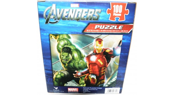avengers puzzle universal classic toys