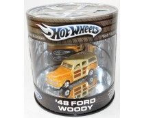Hot Wheels '48 Ford Woody Oil Can