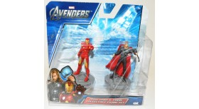 Avengers Iron Man & Thor Figure Set