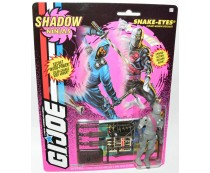 G.I. Joe Shadow Ninjas Snake-Eyes Figure