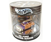 HW '49 Ford Station Wagon Oil Can