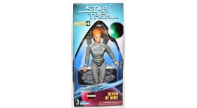 Star Trek Seven of Nine Figure