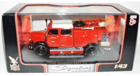 1950 Mercedes Benz TLF-15 Fire Truck