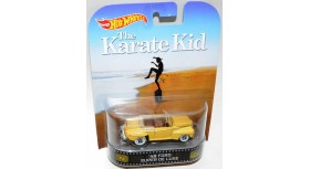 HW The Karate Kid '48 Ford Super De Luxe