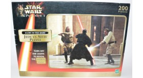 Star Wars Jedi VS. Sith Puzzle