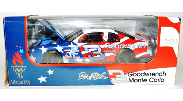 Rv Dale Earnhardt Goodwrench Monte Carlo 3 Universal Classic Toys