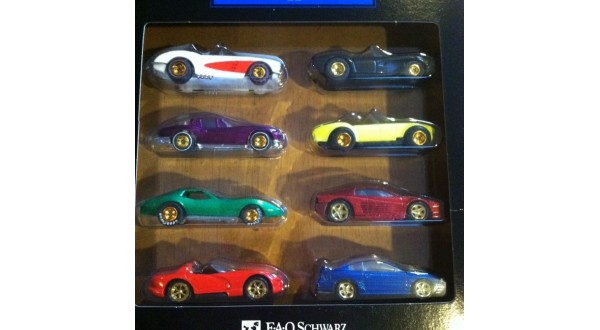 The History Of Hot Wheels Ii Set Universal Classic Toys