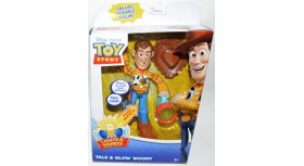 Disney Toy Story Talk & Glow Woody Doll