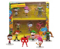 Nicktoons Fairy Odd Parents Mini Figures
