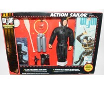 G.I. Joe Action Sailor Navy Forgman