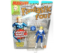 Marvel Super Heroes Fantastic Four Invisible Woman Figure