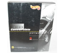 HW Black Convertible Collection Set