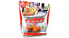 Disney Pixar Cars Snot Rod with Flames