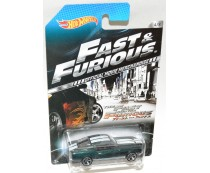 HW Fast & Furious '67 Ford Mustang