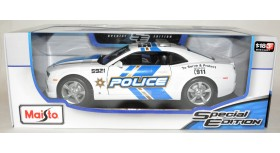 MA 2010 Chevrolet Camaro SS RS Police