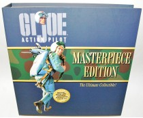 G.I. Joe Action Pilot Masterpiece Edition Figure Doll