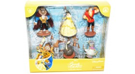 Disney Beauty and the Beast Collectible Figures