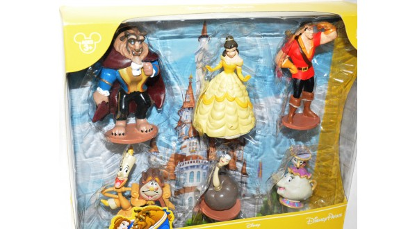 Beauty And The Beast Collectibles >> Disney Beauty And The Beast Collectible Figures Universal Classic Toys