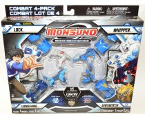 Monsuno VS 4-Pack