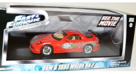 Fast & Furious Dom's 1993 Mazda RX-7